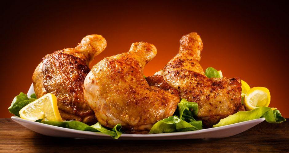 piletina s medom i kurkumom