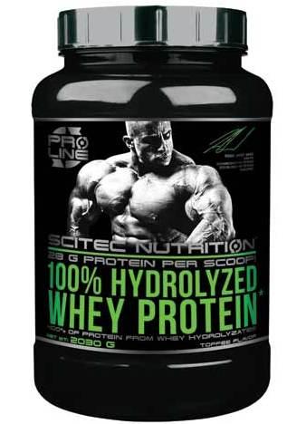 100% Hidrolizirani protein iz sirutke