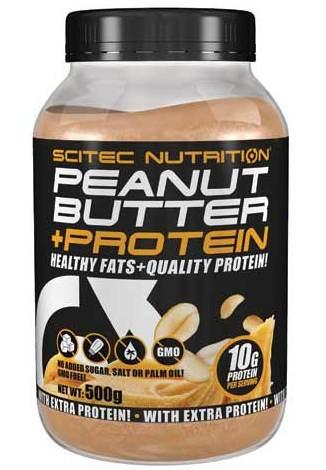 Peanut Butter + Protein, 500 g