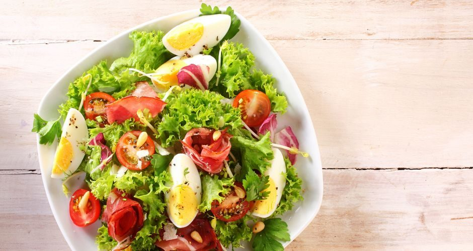 salata za večeru