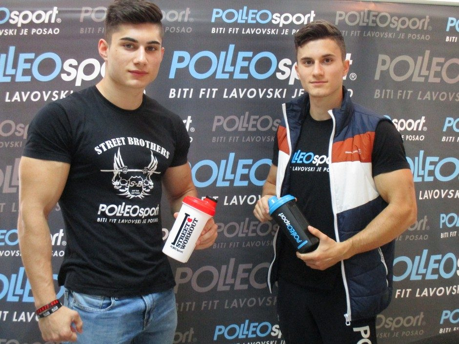 street brothers i polleo sport