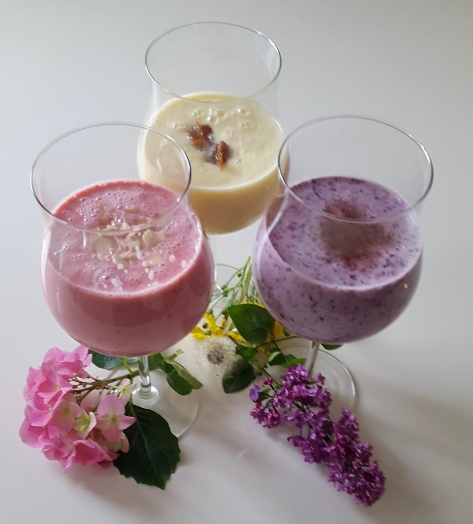 3 voćna smoothieja