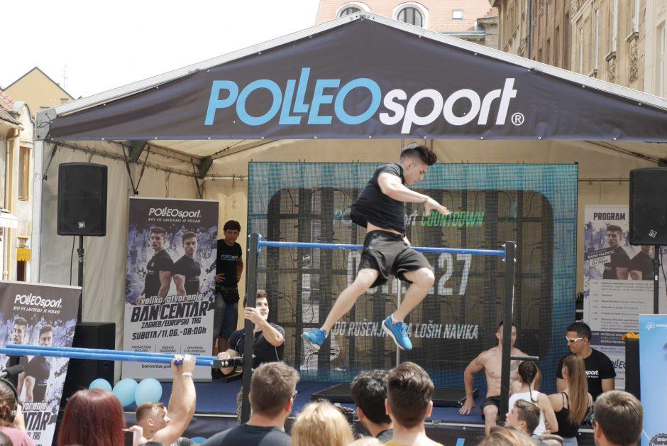 polleo sport otvorenje - street brothers