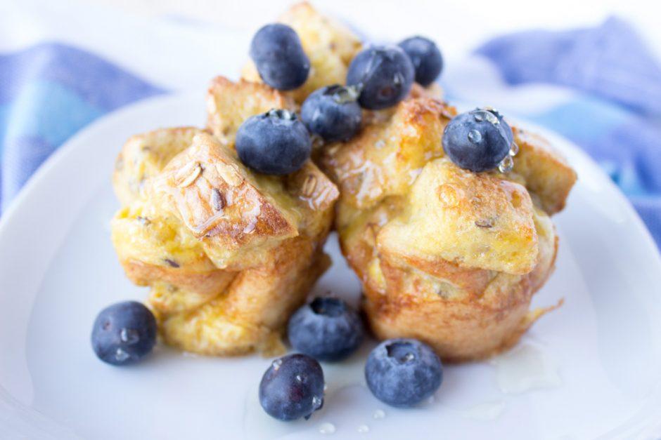 muffin s vanilijom