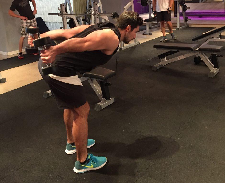 triceps-kick-back