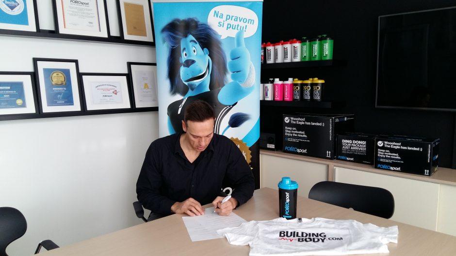 Rajčić potpis ugovora