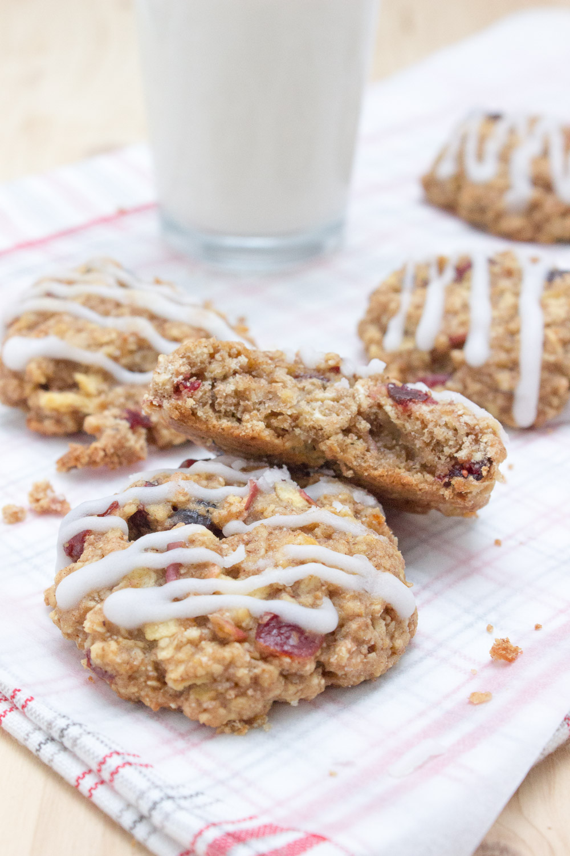 Apple Cinnamon Oatmeal Cookies-1229