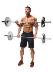 biceps pregib šipkom