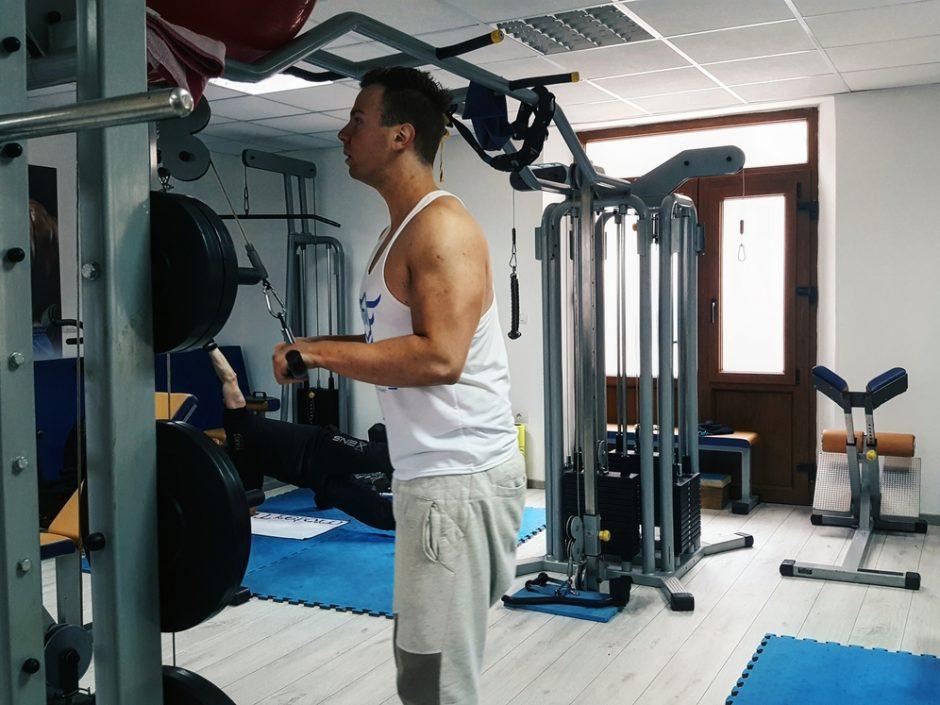 triceps potisak na kablu 1