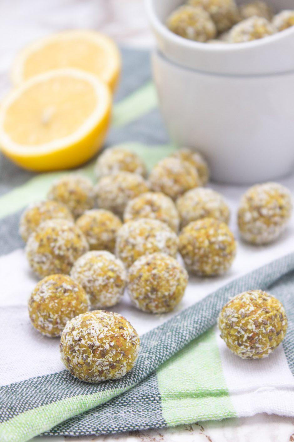 Lemon Turmeric Energy Balls-1345